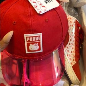342776f91d0 Puma Accessories - Hello kitty sold out puma hat 💕